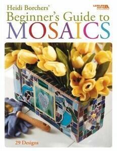 Leisure Arts  Beg Guide - Mosaics