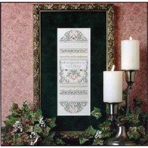 The Sweetheart Tree Fanciful Roses Sampler