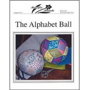 Amaryllis Artworks  Pattern - The Alphabet Ball