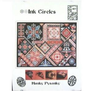 Ink Circles Chart - Hanky Pysanky