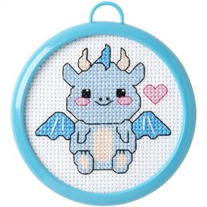 Bucilla  My 1st Stitch Cross Stitch Kit - Dragon