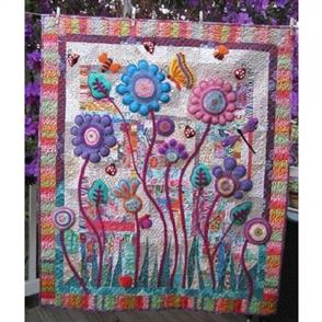 Wendy Williams Pattern - Baby Blooms