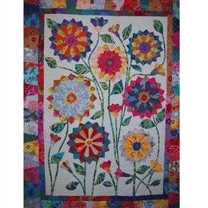 Wendy Williams  Pattern - Big Blooms