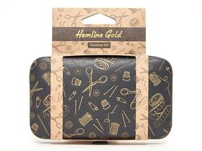 Hemline Gold Sewing Kit