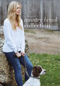Rowan  Books: 4 Projects - A Country Book