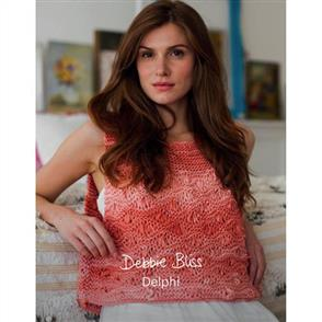 Debbie Bliss Delphi / Knitting Pattern Book