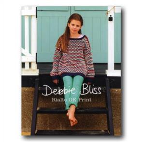 Debbie Bliss  Rialto DK Print / Knitting Pattern Book