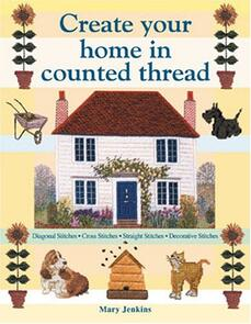 DAVID & CHARLES  Create Your Home in Counted Thread