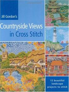 DAVID & CHARLES  Country Views in Cross Stitch