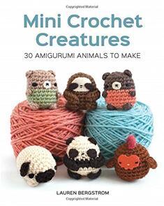 Guild of Master Craftsman Publications Ltd Mini Crochet Creatures