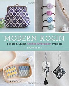Search Press  Modern Kogin