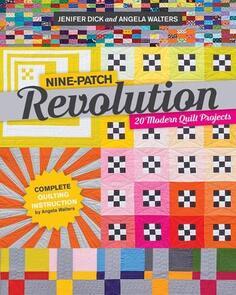 Stash Books  Nine-Patch Revolution
