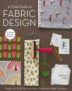 Stash Books  A Field Guide to Fabric Design