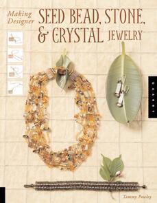 Powley Seed Bead, Sone & Crystal Jewelry