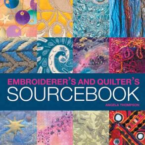 Harper Collins  Embroiderer's and Quilter's Sourcebook