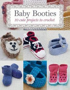 Guild of Master Craftsman Publications Ltd Baby Booties
