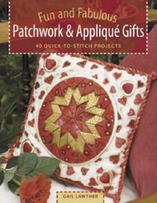 DAVID & CHARLES Fun and Fab Patchwork & Applique'