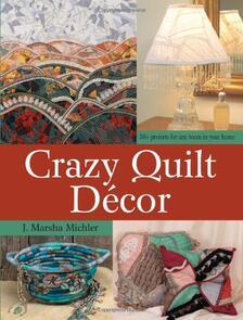 KP Books  Crazy Quilt Decor