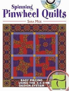 Krause Publications Spinning Pinwheel Quilts