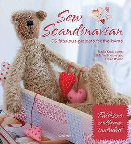 Search Press  Sew Scandinavian: 55 Fabulous Projects for the Home