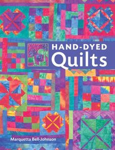 Sterling Publishing Hand-Dyed Quilts