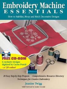 Krause Embroidery Machine Essentials