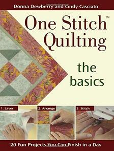 Krause One Stitch Quilting