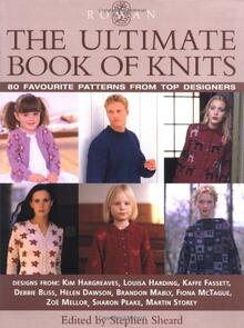 Collins & Brown Rowan - The Ultimate Book of Knits