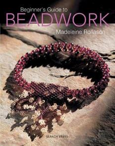Search Press Beginner's Guide to Beadwork