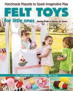Stash Books  Felt Toys for Little Ones