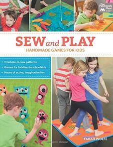 Martingale  Sew and Play Handmade Games for Kids