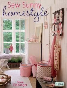 DAVID & CHARLES Sew Sunny Homestyle