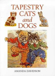 DAVID & CHARLES  Tapestry Cats and Dogs