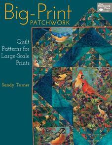 Martingale  Big-Print Patchwork