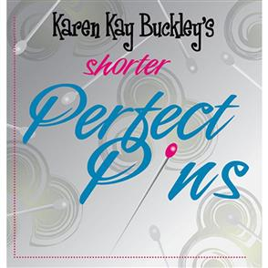 Karen Kay Buckley  Shorter Perfect Pins 1""