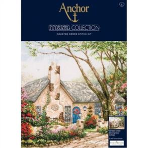 Anchor  Maia Collection - Cross Stitch Morning Glory Cottage