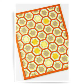 Birch Press Dies - Honey Bee Plate Set