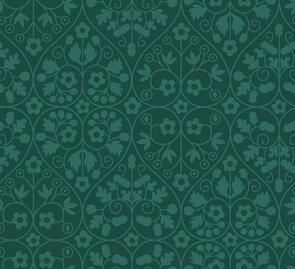 Liberty  - Gated Shadow - Green 5636Z