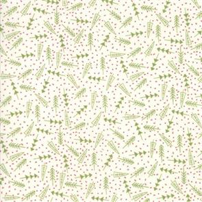 Moda  The Christmas Card Cream Trees