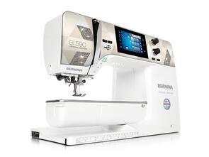 Bernina 590 Sewing Machine - Crystal Edition Bundle