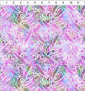 In the Beginning Fabrics Floragraphix V by Jason Yenter - 5FGE-2