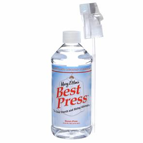 Mary Ellen's Best Press Spray - Starch Scent Free - 16oz