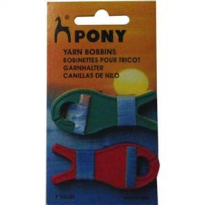 Pony Yarn Bobbins - Small 10/Pkg