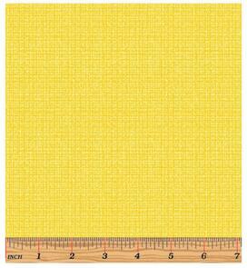 Benartex  Color Weave Lemonade 6068-34