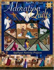 Martingale  Adoration Quilts