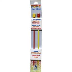 Pony  Children's Knitting Needles