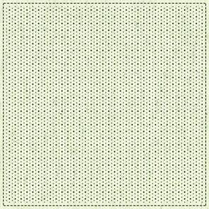 "QH Textiles  Sashiko Squares - Grid 2 (Oblique) - 109 - 12""x12"""