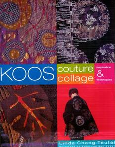 Dragon Threads Koos: Couture & Collage