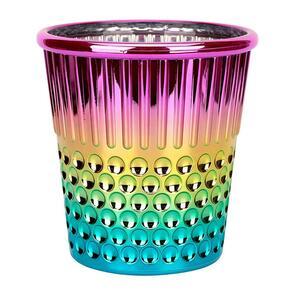 Hemline Thimble Shaped Container Rainbow