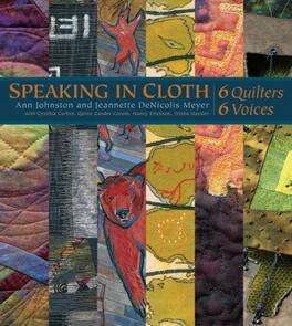 Checker  Speaking in Cloth